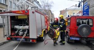 Opstinsko takmicenje vatrogasaca