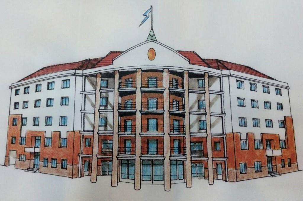 motel terv 2018